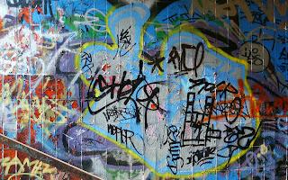 Koleksi Foto Karya Graffiti Terbaru