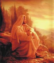"""""""O Senhor"""" Meditando e Orando"""