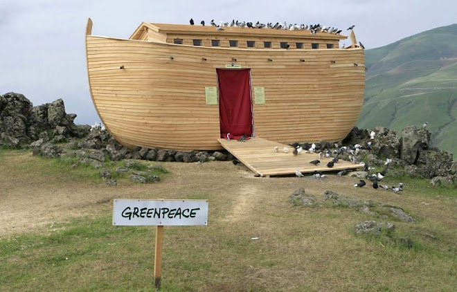 * A Arca de Noé *