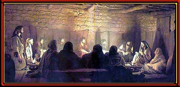 "***    Os Apóstolos de Jesus Cristo   *** """
