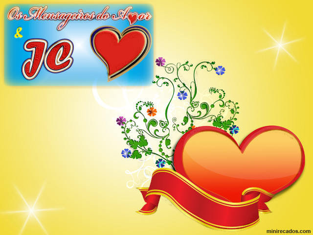 JC e Os Mensageiros do Amor