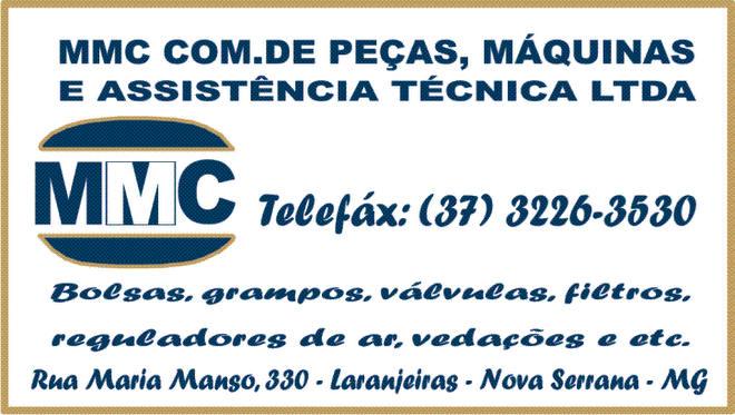 * MMC Comércio de Peças e Assistência Técnica *