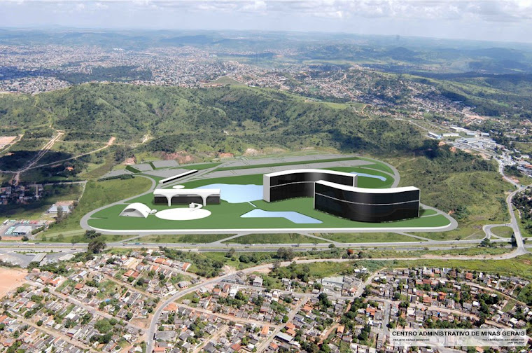 ** Centro  Administrativo de Minas Gerais **
