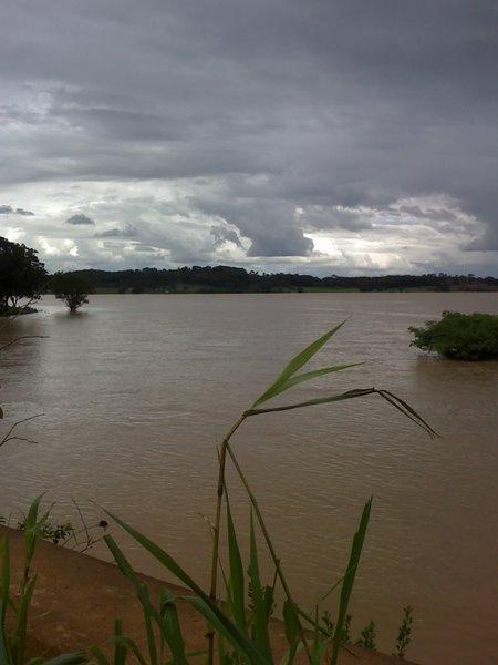 Enchente no Rio São Francisco