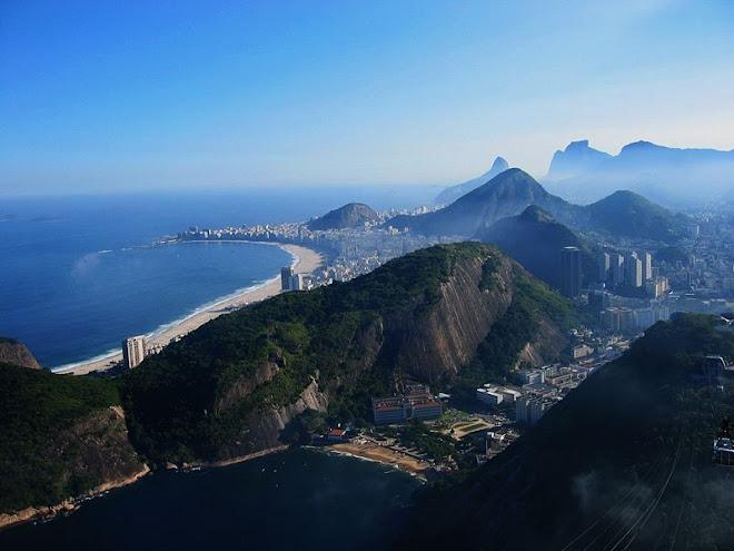 **  Urca e Copacabana  **