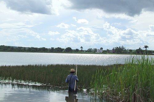 ***  Pescaria na Lagoa da Prata  ***