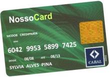 Nosso Card - Crediprata