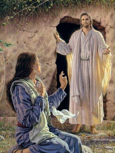 **  A Ressurreição de  Jesus  **