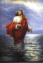 A Levitação de Jesus