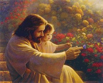 ***   Jesus Sempre Amou As Crianças  ***