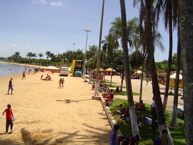 *  Praia Municipal de Lagoa da Prata - Minas Gerais  *