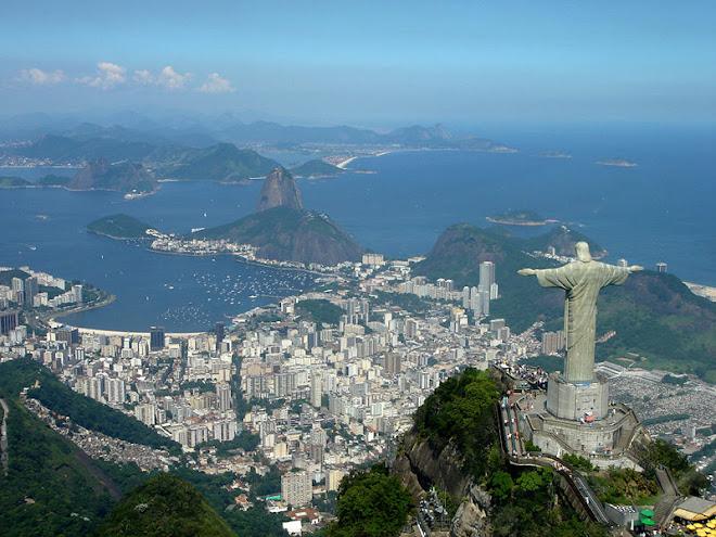 """Visite o Rio de Janeiro """"A Cidade Maravilhosa"""""""