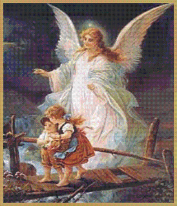 ***  Anjos da Guarda   ***