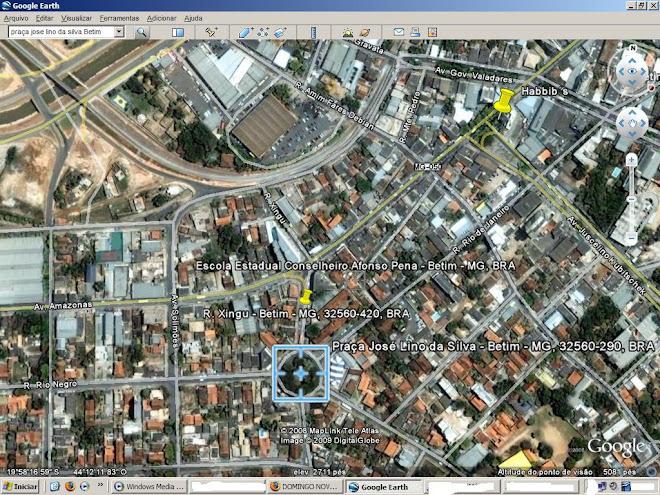 Imagem do Google Brazil