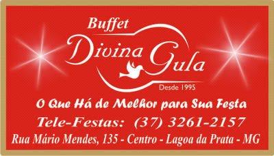***   Divina Gula Buffet e Salão de Festas***