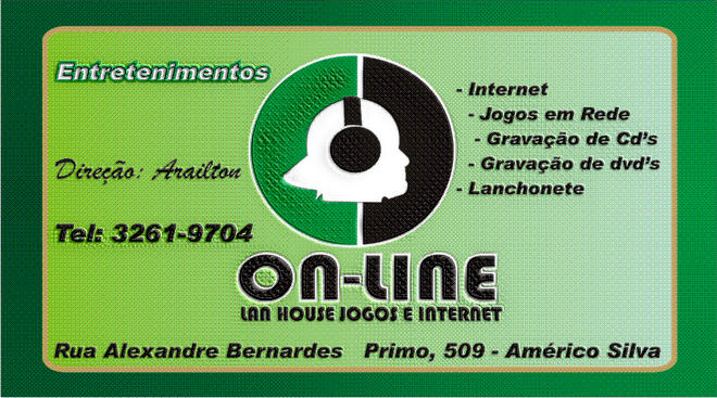 Lan House On-Line