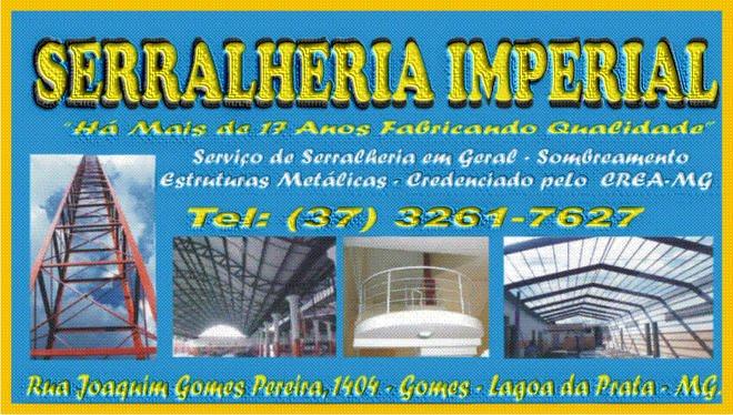***  Serralheria Imperial  ***