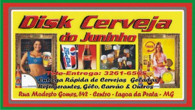 *** Disk Cerveja do Juninho  ***