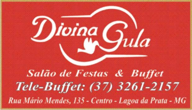 **  Divina Gula - Buffet e Salão de Festas  **