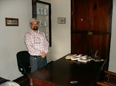 CONSULTORIO DEL DR.LUIS FELIPE BLANCO, PADRE DE ANDRS ELOY BLANCO.