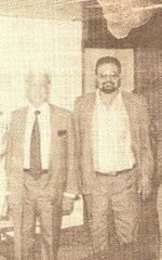 GUILLERMO MORÓN Y EDGARDO MALASPINA. CARACAS.1996.
