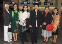 DWP KBRI Brasilia DF bersama Ibu Herawati Wirayudha