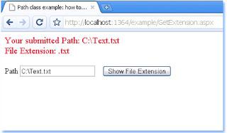 file extension p: