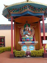 Visita ao Templo khadro Ling