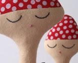 Night-Night Mushroom