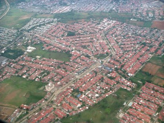 Jakarta dari Udara