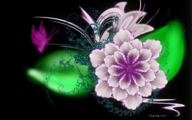 269041 - Digital Flowers