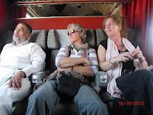 Van Casablanca in de trein