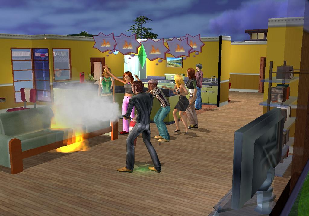 Nuestros trucos of game los sims 2 ps2 - Disenador de casas gratis ...