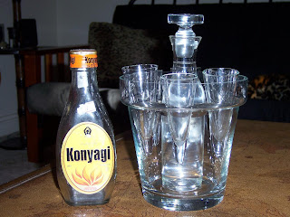 It's Konyagi time!