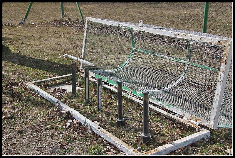 Termómetros de subsuelo. Muy útiles para saber si habrán heladas negras muy perjudiciales para la agricultura.