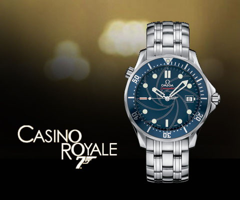 james bond watch casino royale