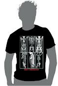 T-Shirt MSCT Hitam pdk