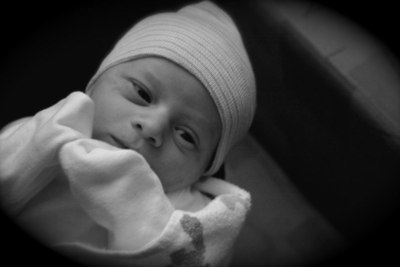 Our Nephew, Baby Elijah