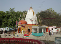 Temple in the Chakra
