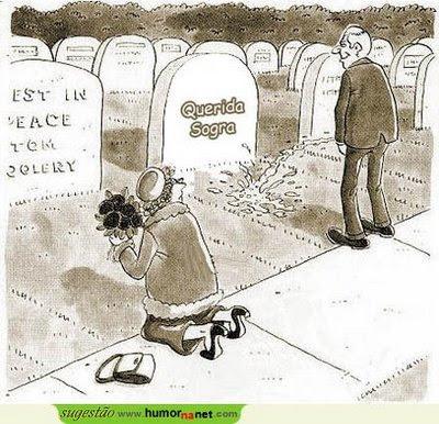 ... el peligro de volver a casarte y volver a empezar con una nueva suegra