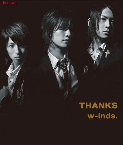 endimiontakayama: (J-Pop) W-inds.