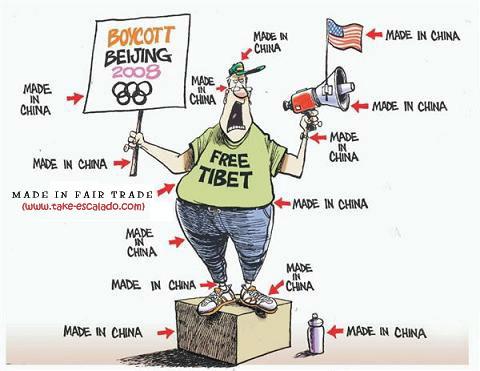 Boycott JO Pékin Où Ai-Je La Tête ?