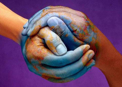 El mundo esta en nuestras manos