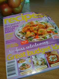 recipes plus magazine