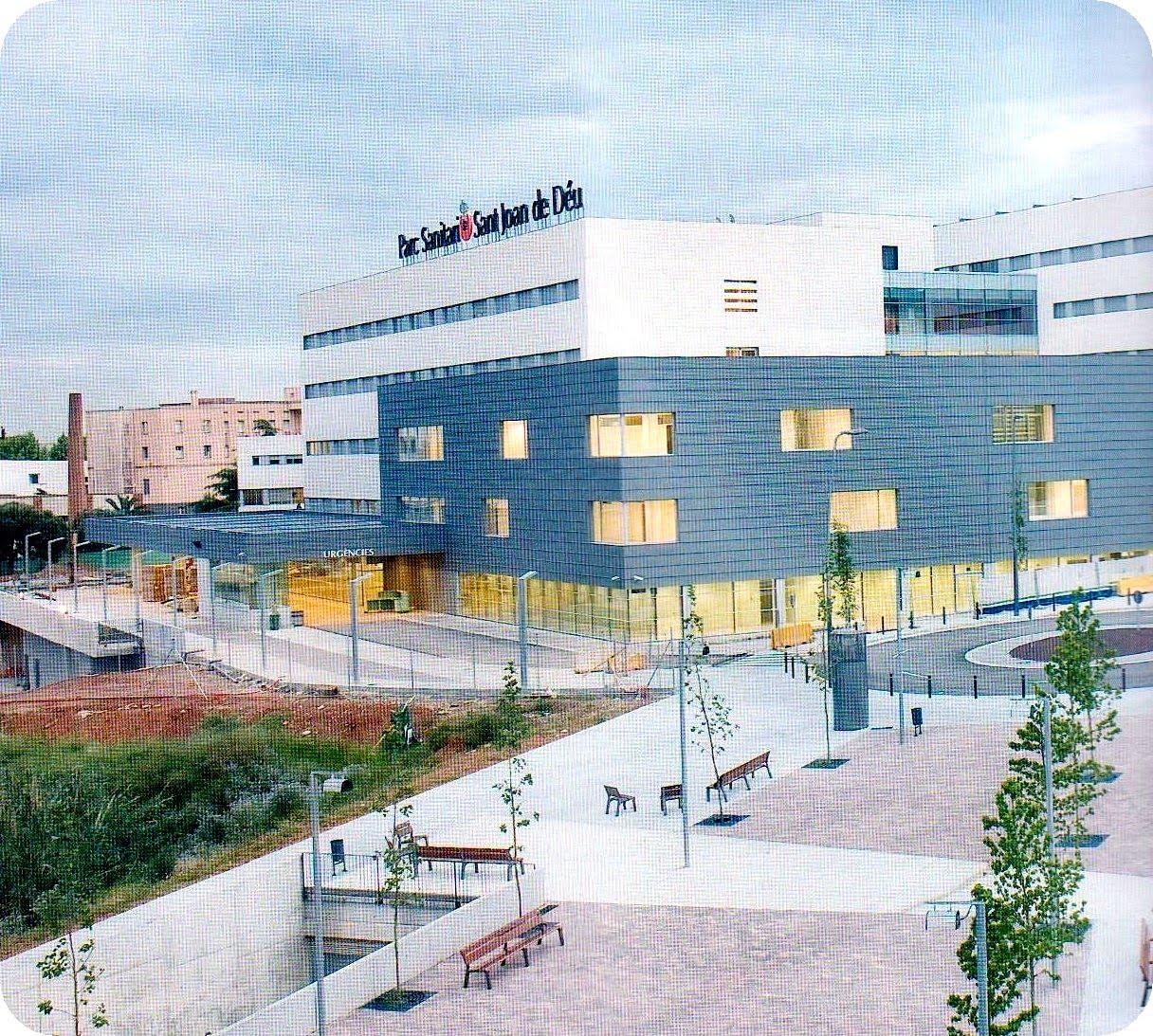 Joan Vendrell I Campmany 2 El Nuevo Hospital General Del Parc