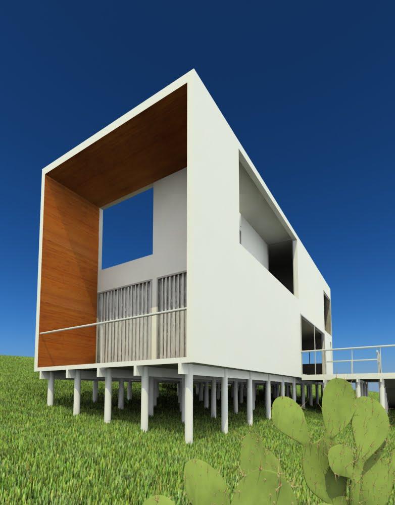 Casa en las palmas chile infoarquitectura - Casa activa las palmas ...