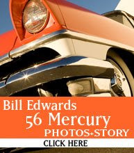 Bill Edwards 56 Mercury Story