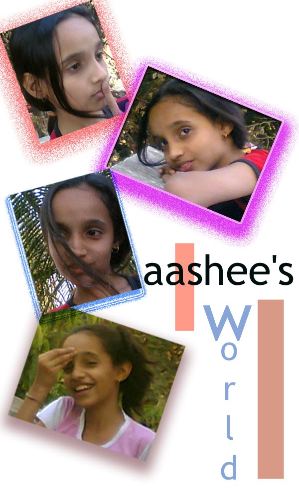 aashee's  world