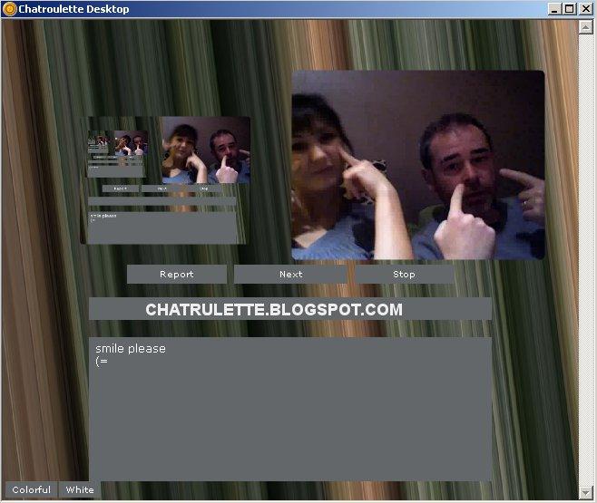 chatroulette desktop indir