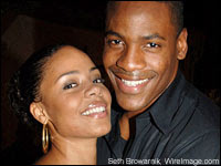 Sanaa Lathan Boyfriend Adewale Ogunleye